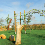 Outdoor Playground Areas by Admiral