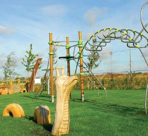 Enjoy the fantastic public parks in Caister