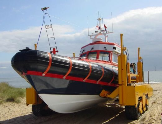 40 Years of Independence for Caister Lifeboats