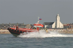 Caister Lifeboatmen Celebrate Jubilee Success