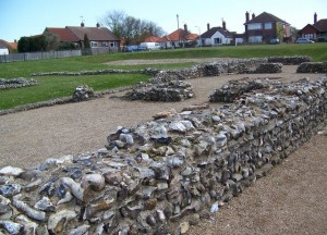 Caister's Historic Fort