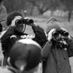 Children-Birdwatching